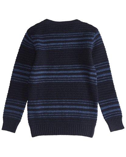 3 Kodari - Sweatshirt für Jungen Blau Q2JP02BIF9 Billabong