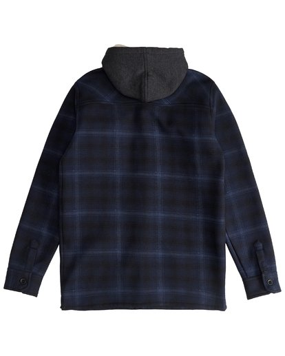 3 Furnace - Bonded Shirt Boy for Boys Blue Q2SH02BIF9 Billabong