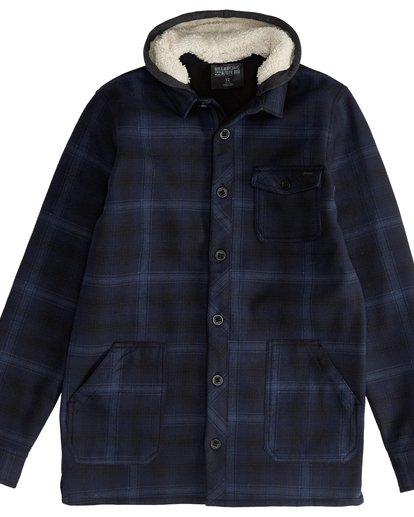 2 Furnace - Bonded Shirt Boy for Boys Blue Q2SH02BIF9 Billabong