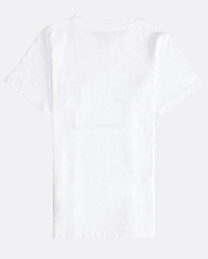1 Stacked - T-Shirt für Jungen Weiss Q2SS01BIF9 Billabong
