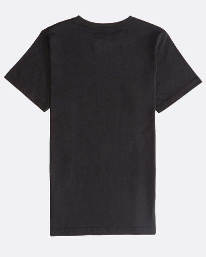 1 Trade Mark - T-Shirt für Jungen Schwarz Q2SS03BIF9 Billabong