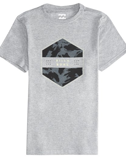 2 Access - Short Sleeves Tee Boy for Boys Gray Q2SS04BIF9 Billabong