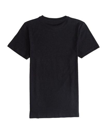 3 Access - T-Shirt für Jungen Schwarz Q2SS04BIF9 Billabong
