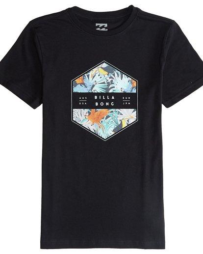 2 Access - T-Shirt für Jungen Schwarz Q2SS04BIF9 Billabong