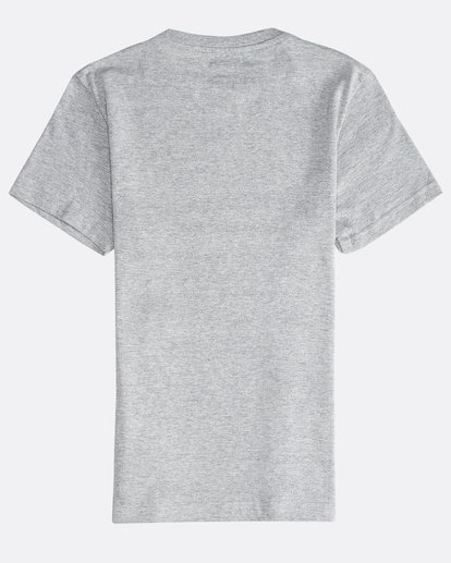 1 Access - Short Sleeves Tee Boy for Boys Gray Q2SS04BIF9 Billabong