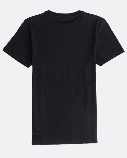 1 Access - T-Shirt für Jungen Schwarz Q2SS04BIF9 Billabong