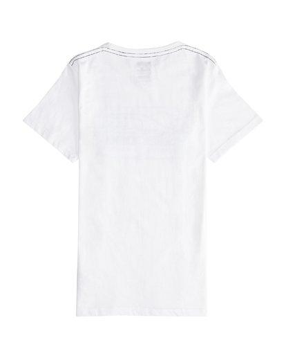 3 Dive - T-Shirt für Jungen Weiss Q2SS07BIF9 Billabong