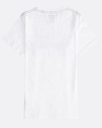 1 Dive - T-Shirt für Jungen Weiss Q2SS07BIF9 Billabong