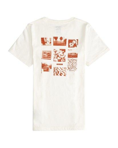 3 Exposure - T-Shirt für Jungen Weiss Q2SS15BIF9 Billabong