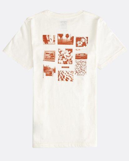1 Exposure - T-Shirt für Jungen Weiss Q2SS15BIF9 Billabong