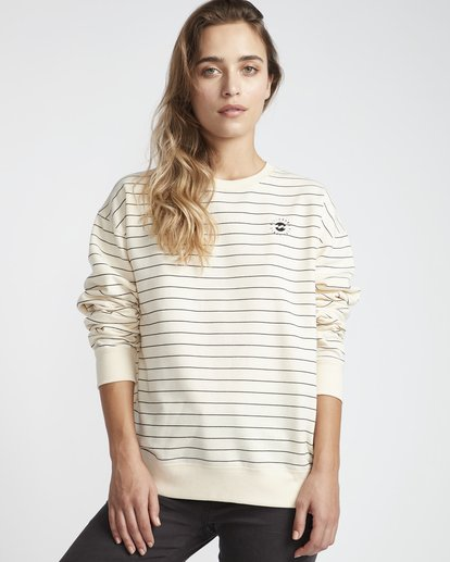 Beach Day - Crew Jumper for Women  Q3CR01BIF9