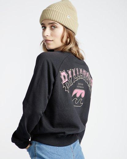 3 Laguna Beach - Pullover für Frauen Schwarz Q3CR04BIF9 Billabong