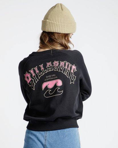 4 Laguna Beach - Pullover für Frauen Schwarz Q3CR04BIF9 Billabong
