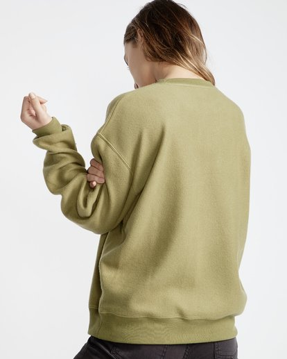 5 Project - Fleece für Frauen Grün Q3CR05BIF9 Billabong