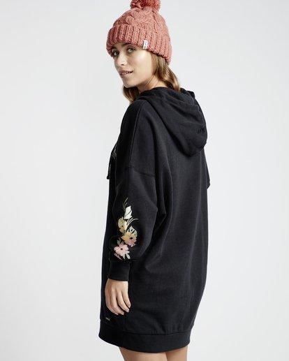 3 Pretty Relax - Vestido para Mujer Negro Q3DR01BIF9 Billabong
