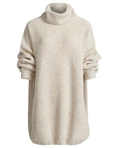 10 Free World - Vestido para Mujer Blanco Q3DR03BIF9 Billabong