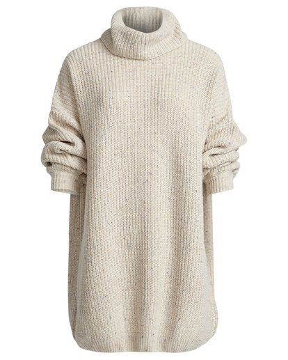 9 Free World - Vestido para Mujer Blanco Q3DR03BIF9 Billabong