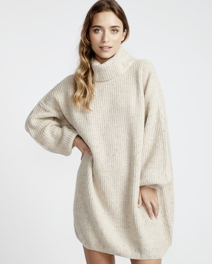 3 Free World - Kleid für Frauen Weiss Q3DR03BIF9 Billabong