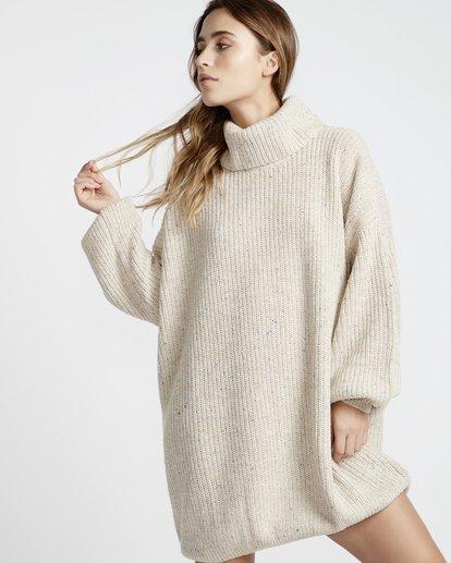4 Free World - Robe pour Femme Blanc Q3DR03BIF9 Billabong