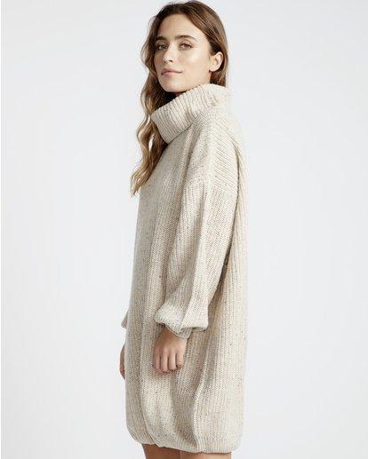 5 Free World - Robe pour Femme Blanc Q3DR03BIF9 Billabong