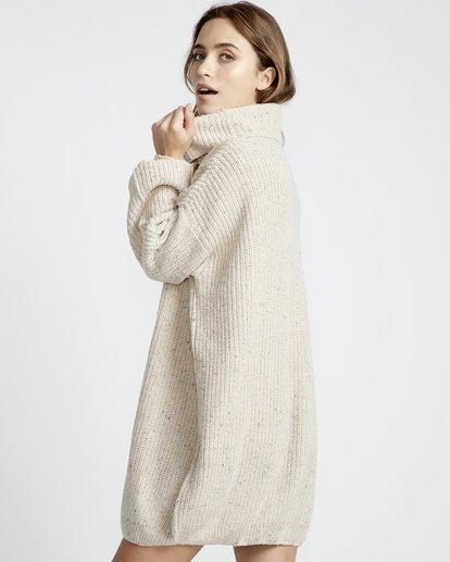 7 Free World - Robe pour Femme Blanc Q3DR03BIF9 Billabong