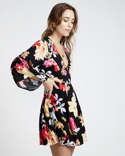 1 Divine - Kleid für Frauen Schwarz Q3DR05BIF9 Billabong