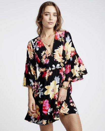 2 Divine - Kleid für Frauen Schwarz Q3DR05BIF9 Billabong