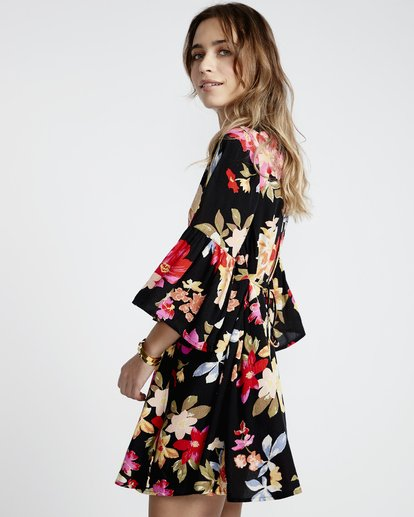 4 Divine - Kleid für Frauen Schwarz Q3DR05BIF9 Billabong