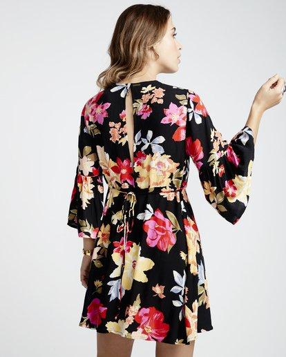 6 Divine - Vestido para Mujer Negro Q3DR05BIF9 Billabong