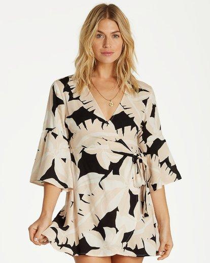 1 Divine Day - Kleid für Frauen Schwarz Q3DR13BIF9 Billabong