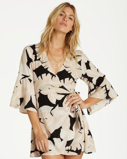 2 Divine Day - Kleid für Frauen Schwarz Q3DR13BIF9 Billabong