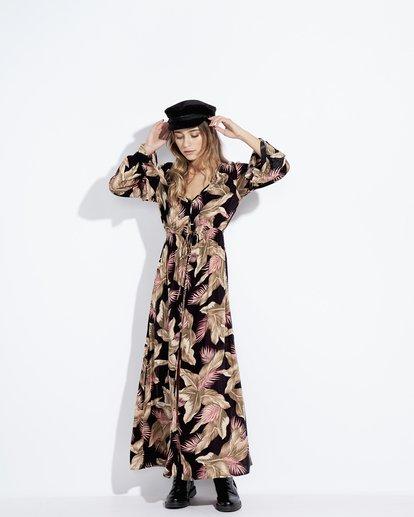 1 Valletta - Robe pour Femme Noir Q3DR14BIF9 Billabong