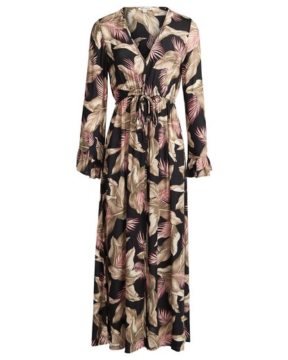 8 Valletta - Robe pour Femme Noir Q3DR14BIF9 Billabong