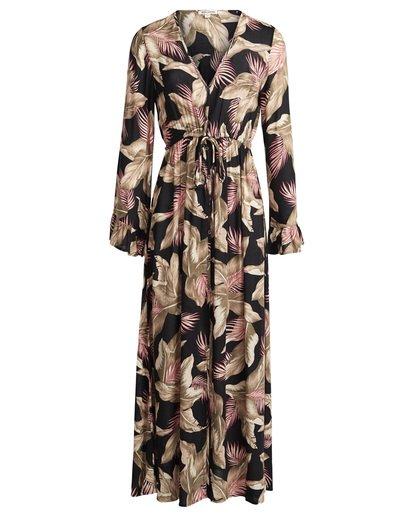 7 Valletta - Robe pour Femme Noir Q3DR14BIF9 Billabong