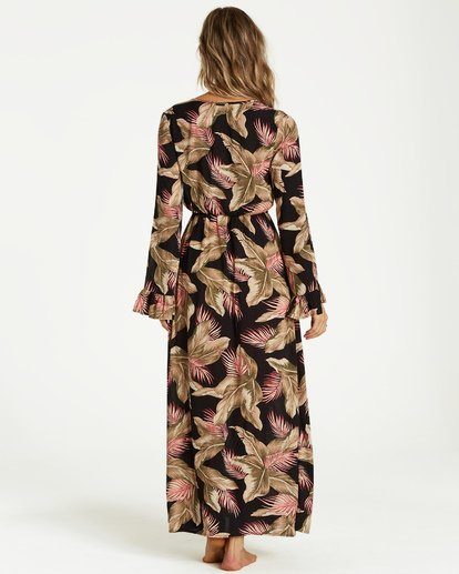 6 Valletta - Robe pour Femme Noir Q3DR14BIF9 Billabong