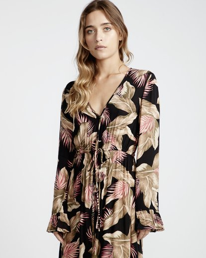 5 Valletta - Robe pour Femme Noir Q3DR14BIF9 Billabong