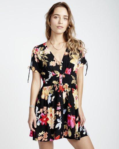2 Twirl Twist - Dress for Women Black Q3DR15BIF9 Billabong