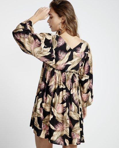 4 Beach Craze - Beach Craze Kleid für Frauen Schwarz Q3DR16BIF9 Billabong