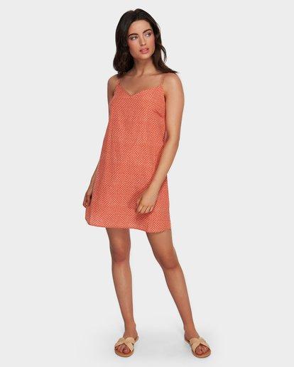 3 Candy - Kleid für Frauen Rosa Q3DR30BIMU Billabong