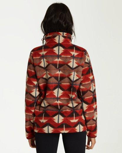 5 Boundary - Sudadera con Medio Cuello para Mujer  Q3FL03BIF9 Billabong