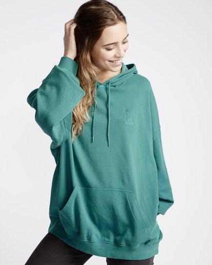 2 Ride Out - Pullover für Frauen Blau Q3HO05BIF9 Billabong