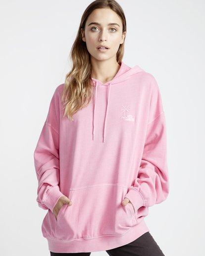 2 Ride Out - Pullover für Frauen Rosa Q3HO05BIF9 Billabong