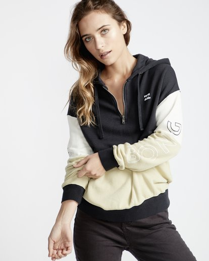 2 Pacific Coast - Fleece für Frauen Grün Q3HO07BIF9 Billabong