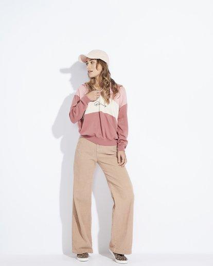 0 Pink Mood - Fleece für Frauen Rosa Q3HO08BIF9 Billabong