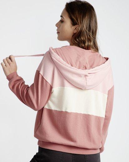 4 Pink Mood - Fleece für Frauen Rosa Q3HO08BIF9 Billabong