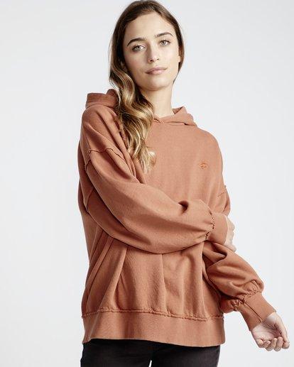 2 Organic - Hood Fleece für Frauen  Q3HO09BIF9 Billabong