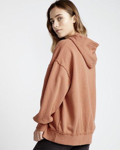 4 Organic - Hood Fleece für Frauen  Q3HO09BIF9 Billabong