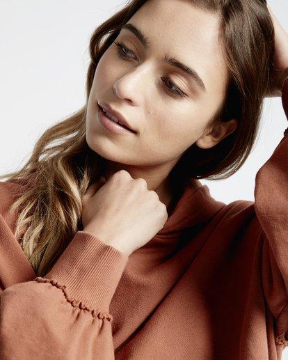 5 Organic - Hood Fleece für Frauen  Q3HO09BIF9 Billabong