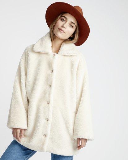 2 Cosy Moon - Jacke für Frauen  Q3JK03BIF9 Billabong