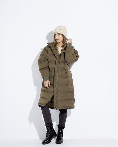1 Northern - Jacke für Frauen Grün Q3JK06BIF9 Billabong